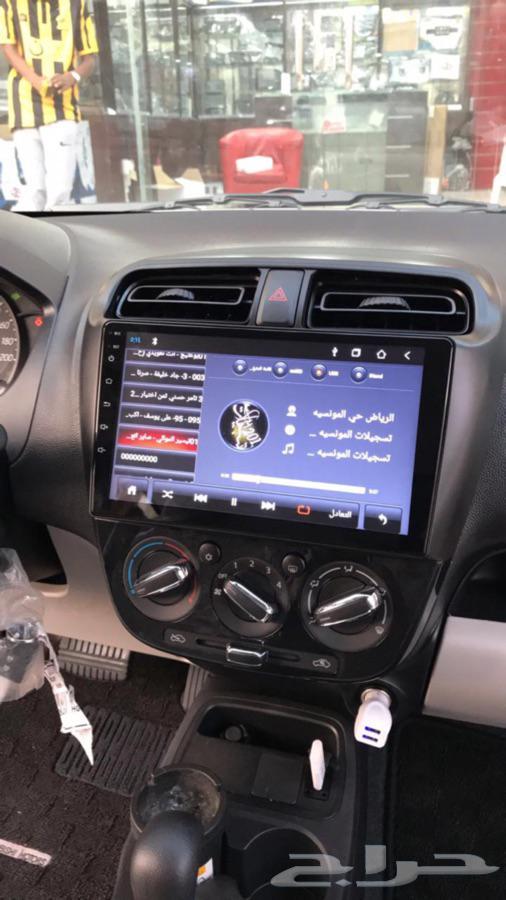 يوجد لدينا جميع انواع شاشات السيارات بجميع الموديلات