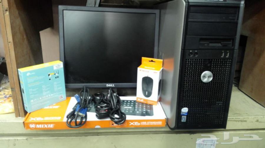 اجهزة كمبيوتر مكتبي 350 ريال