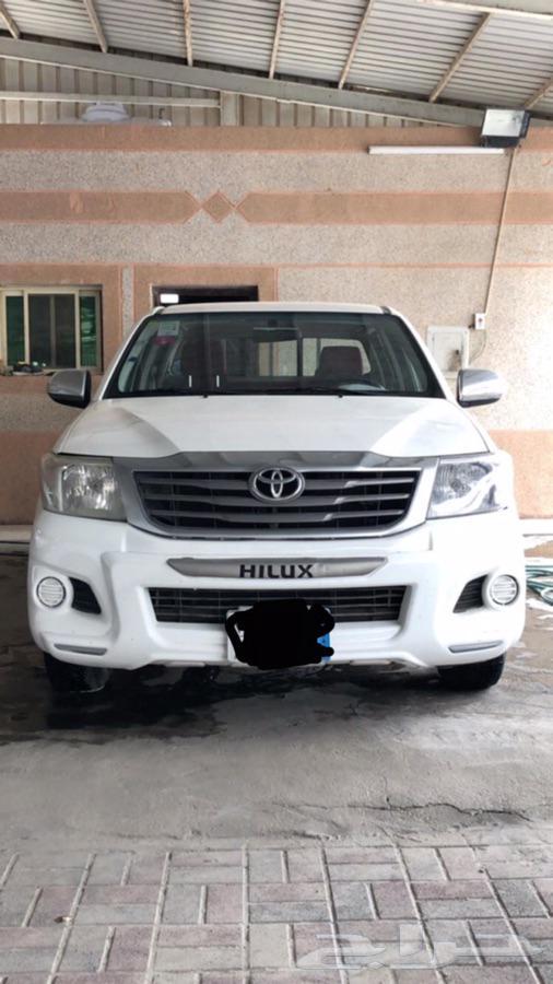 هايلوكس 2014 للبيع