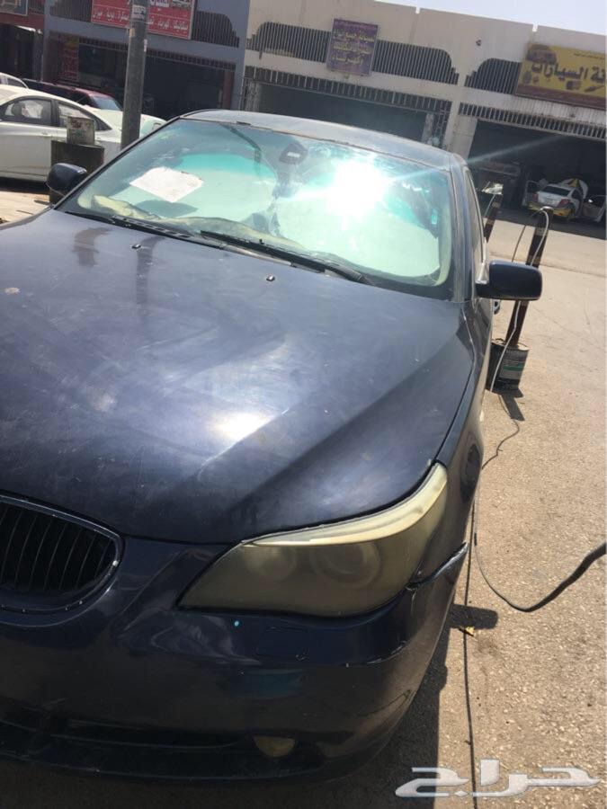 قطع غيار بي ام BMW 520