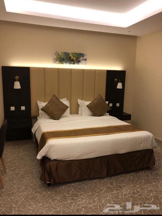تاثيث الفنادق والشقق المفروشه
