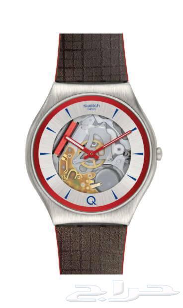 ساعة سواتش جيمس بوند إصدار محدود Swatch Q