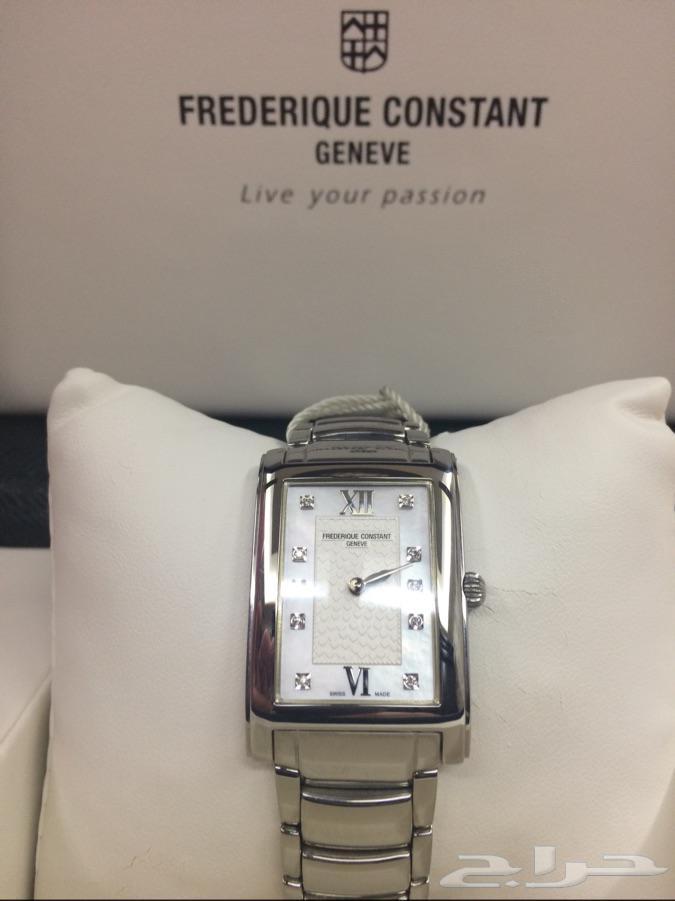 ساعة نسائية روعة للبيع من فردريك كونستانت