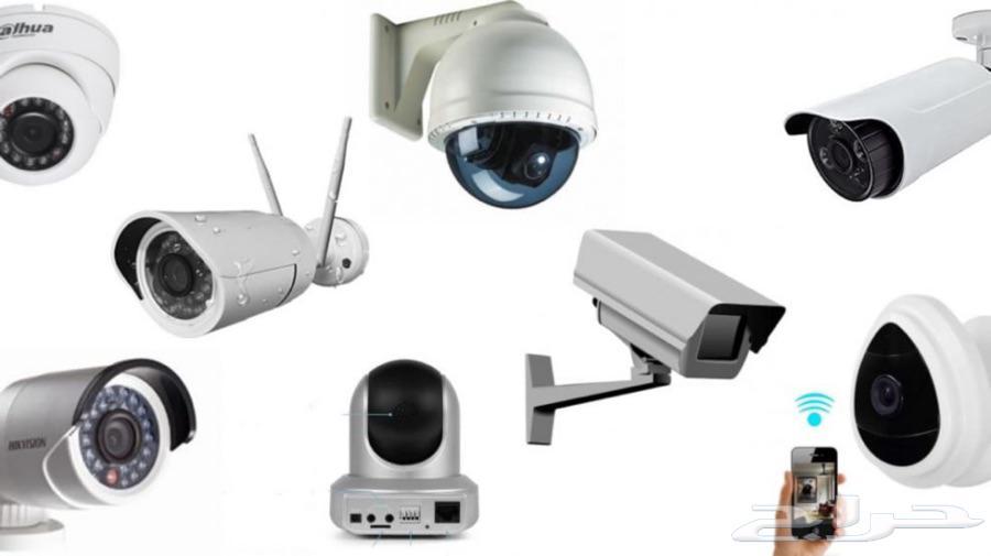 فني تركيب جميع انواع كاميرات مراقبة ونقاط الشبكية
