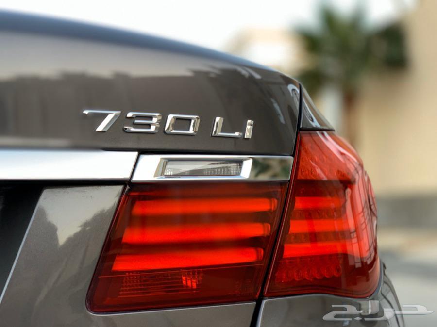 بي ام دبليو 730Li 2013 (( تم البيع ))