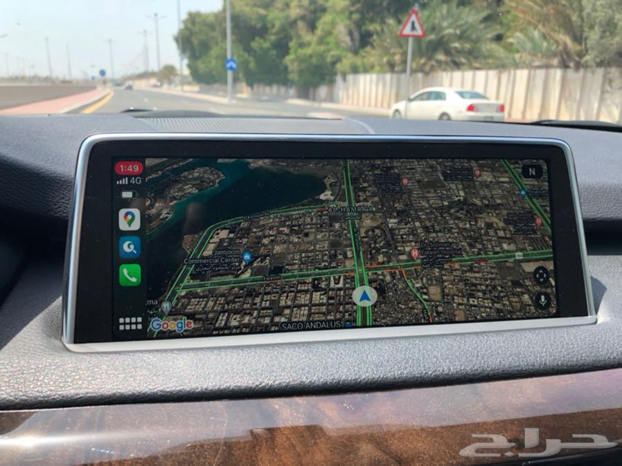 تفعيل ابل كاربلاي Apple CarPlay لسيارات BMW