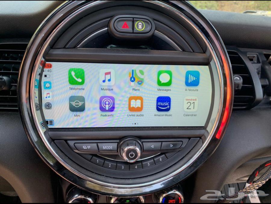 برمجة جميع مميزات Mini ميني كوبر CarPlay تحديث خرائط 2020