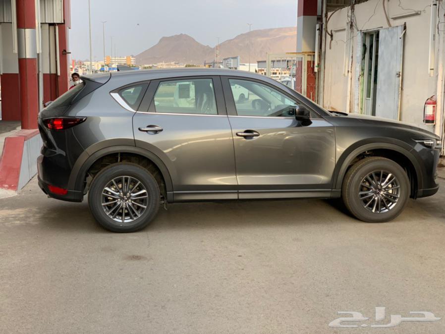 مازداCX5 ستاندر  2020 سعودي