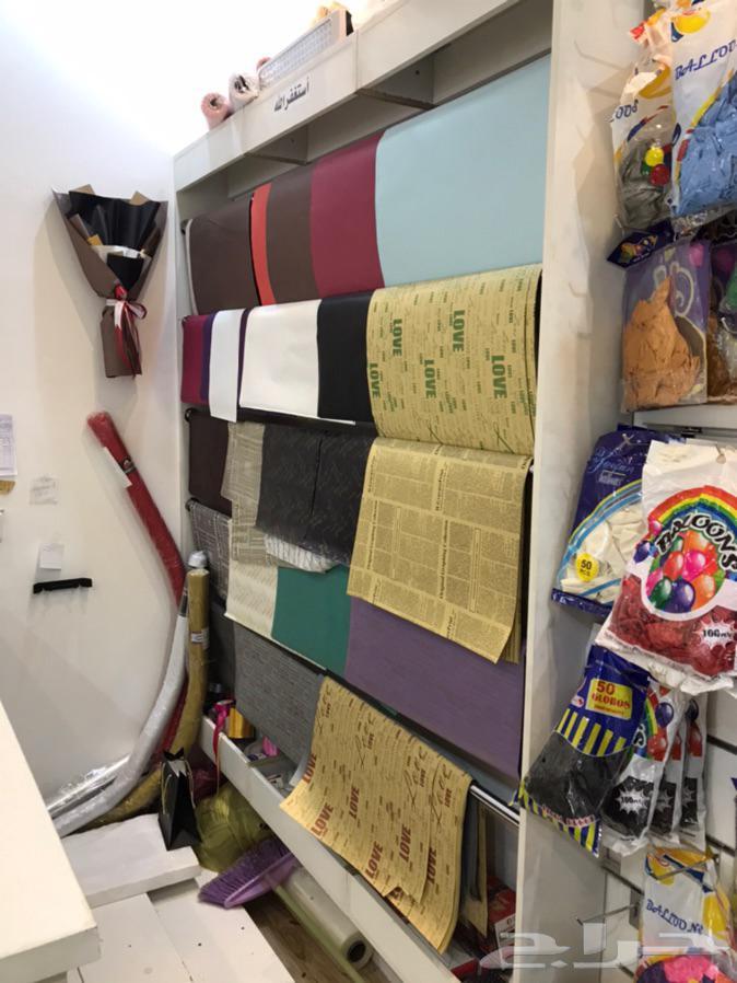 محل ورد ( ادوات للبيع )