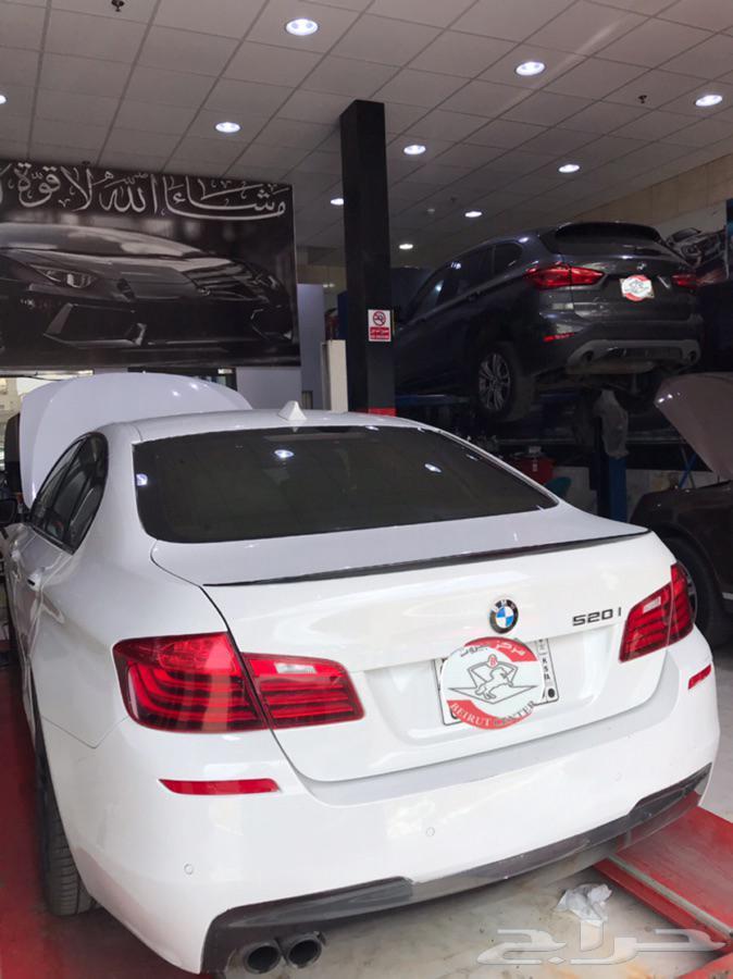 خدمة صيانة وبرمجة وفحص سيارات BMW