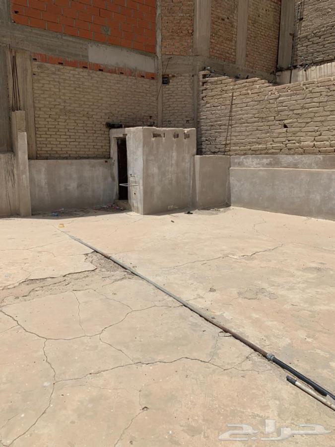 بيت مسلح دورين بريع ذاخر  للبيع