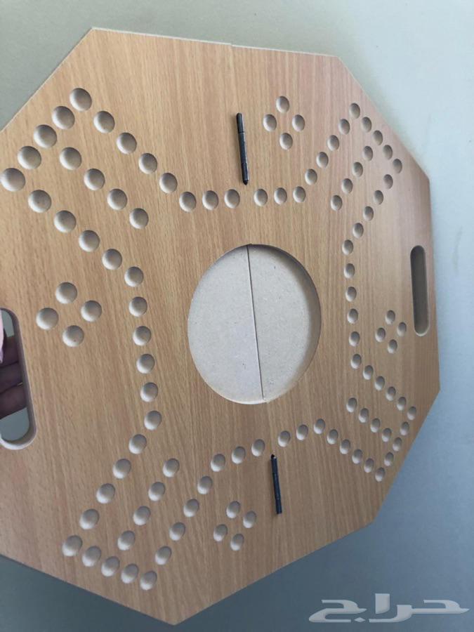 جكرو جاكارو فخمة قابلة للطي خشبية مرقمة ابتداء من 60 ريال