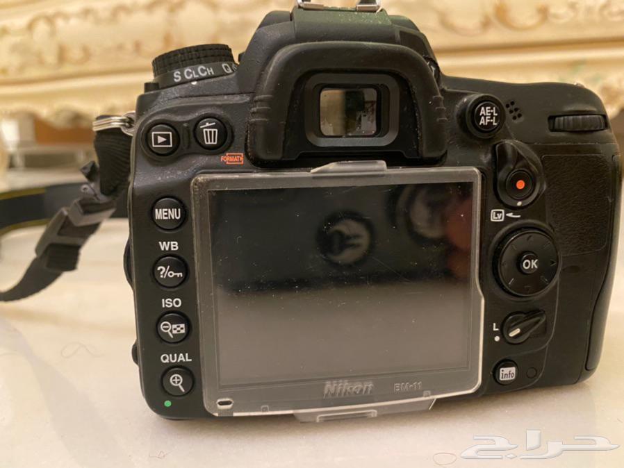 للبيع كاميرا Nikon D7000