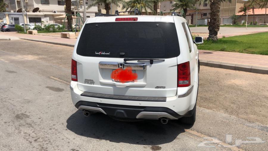 سيارة هوندا بايلوت 2015