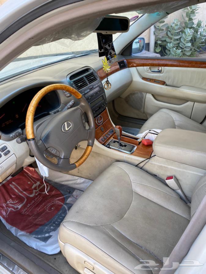 ليكزس LS430 موديل 2002
