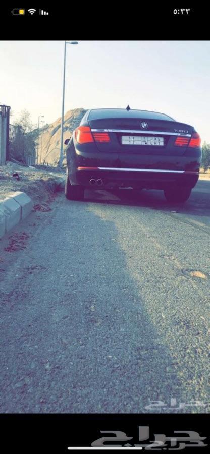 BMW730 2013