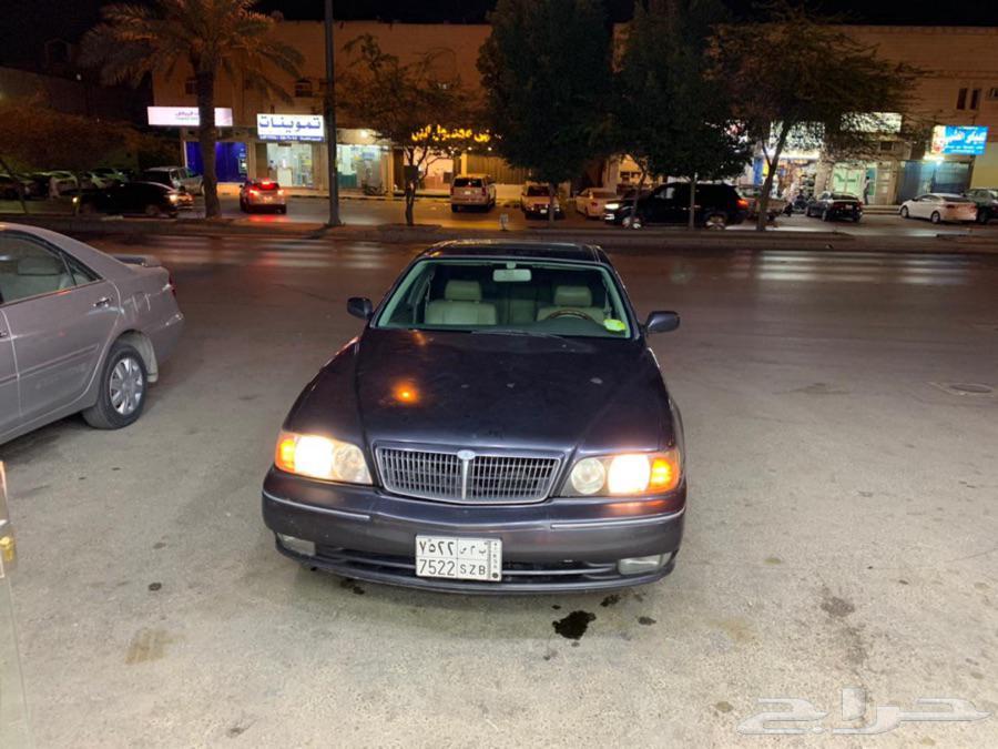 انفينتي q45 موديل 2000