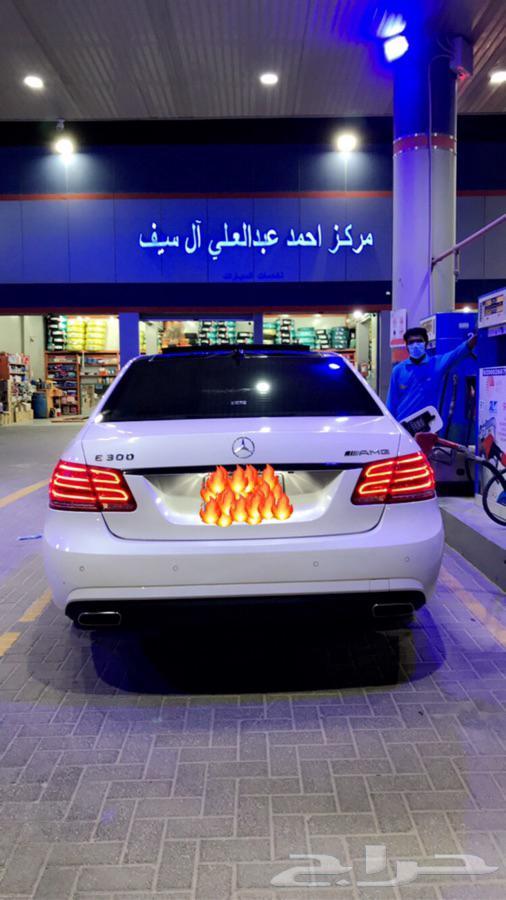 قطع مرسيدس E300 2012 سعودي