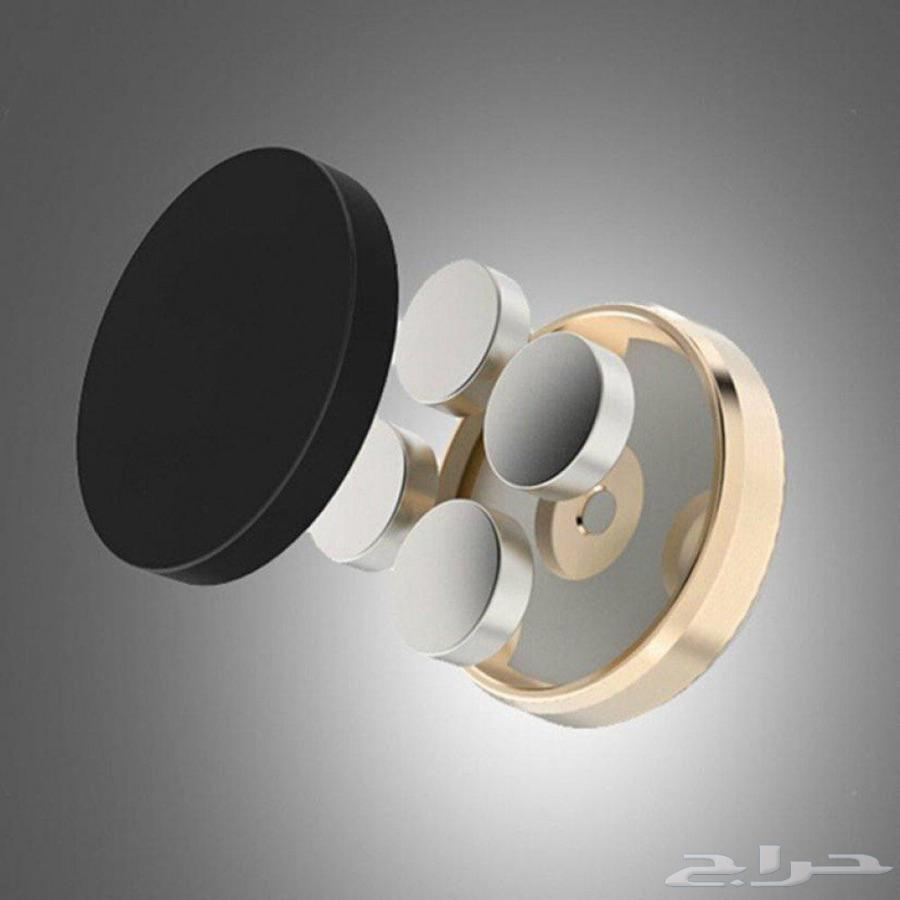 حامل قوة مغناطيسيه عاليه قابل للتدوير 360درجه التوصيل مجانا