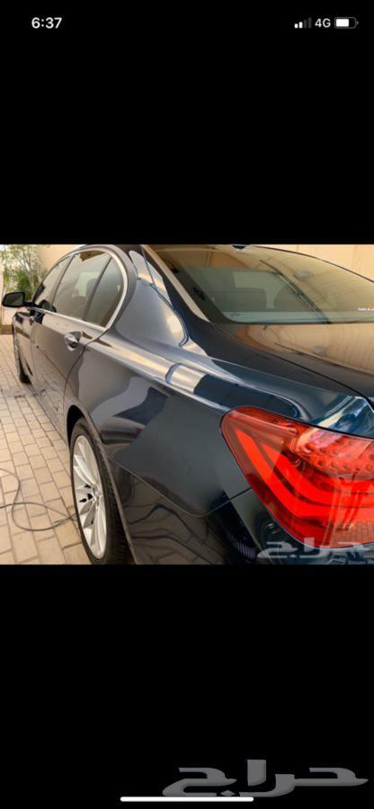BMW 2014 730Li ( منوة المستخدم )