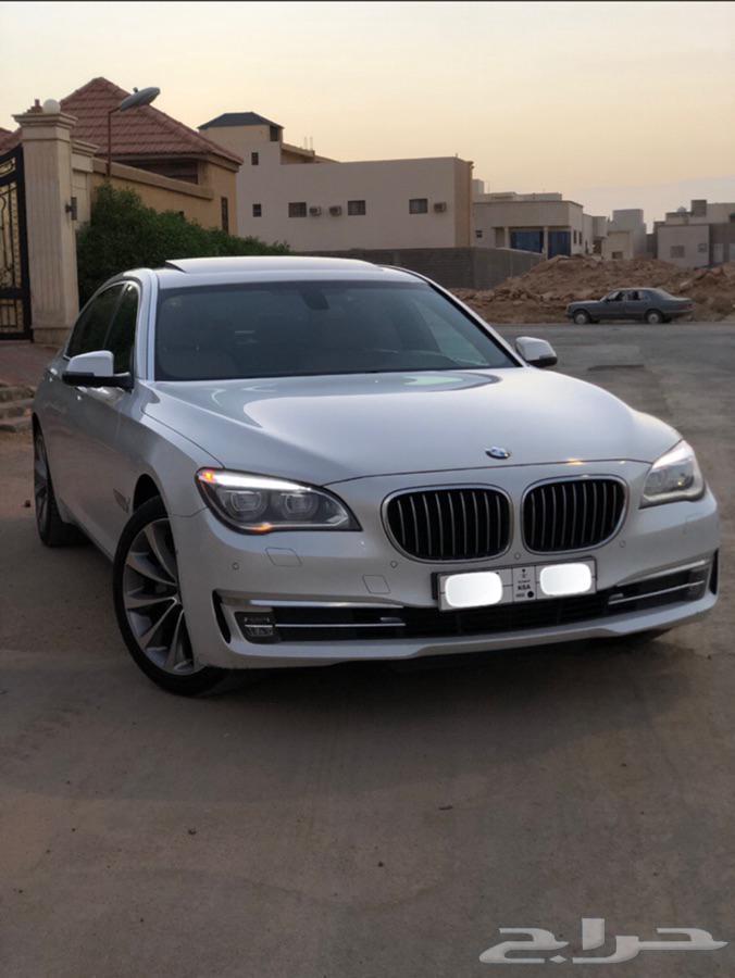 Li730 2015 BMW