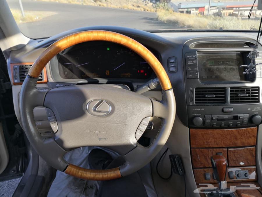 لكزس Ls430 2004