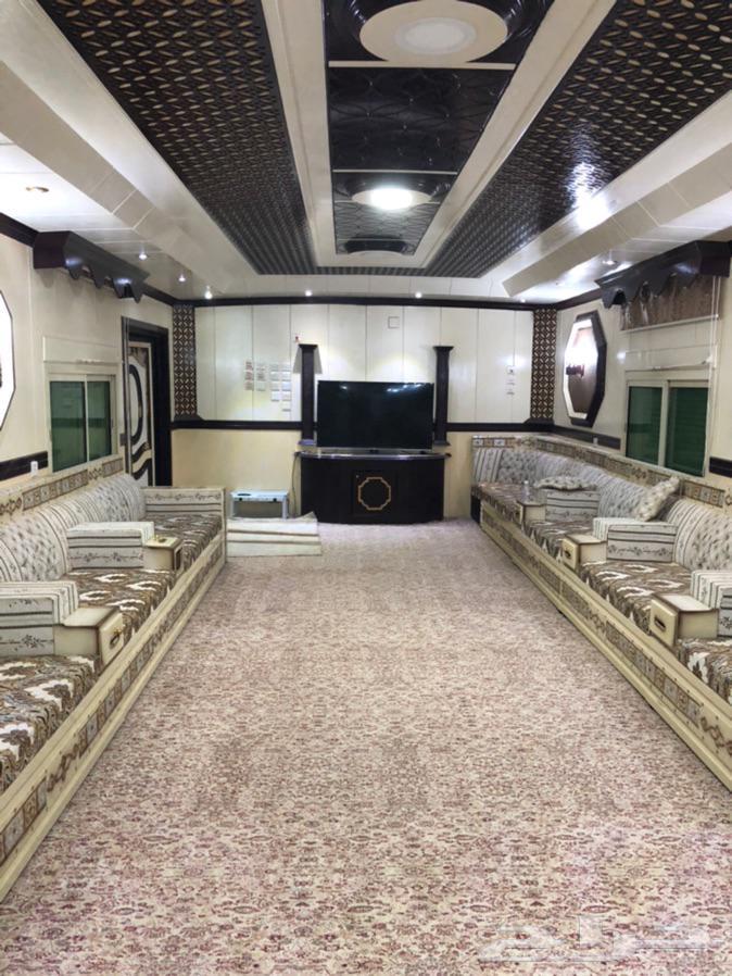 غرفة سحب طول 30 متر