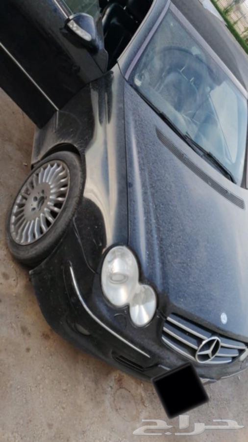 مرسيدس clk 350 2006