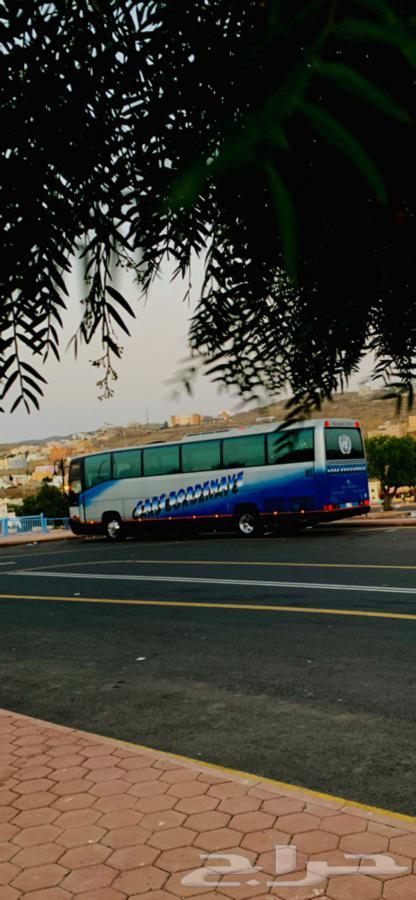 للايجار باصات تاجير حافلات 50 راكب