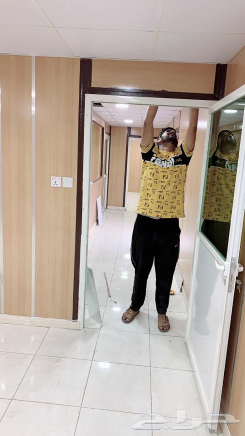 بيوت جاهزه بركسات سائقين شركات مساجدحارس امن