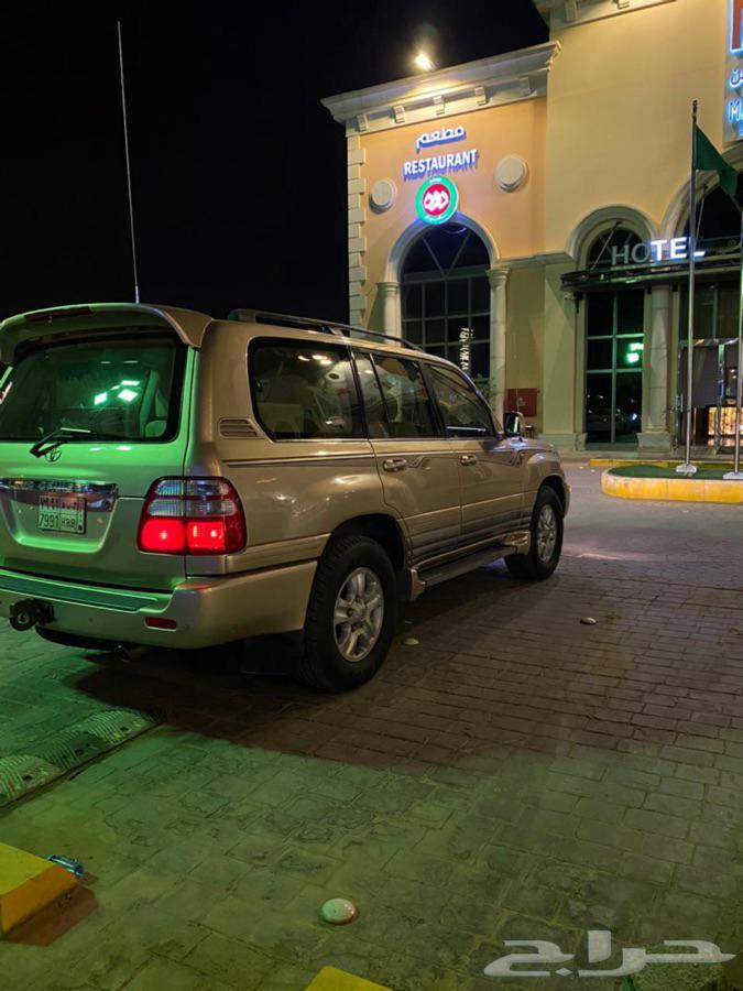 جيب VX.R  V8 بريمي 2004