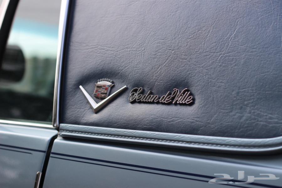 ( تم البيع ) كاديلاك ديفيل 1979