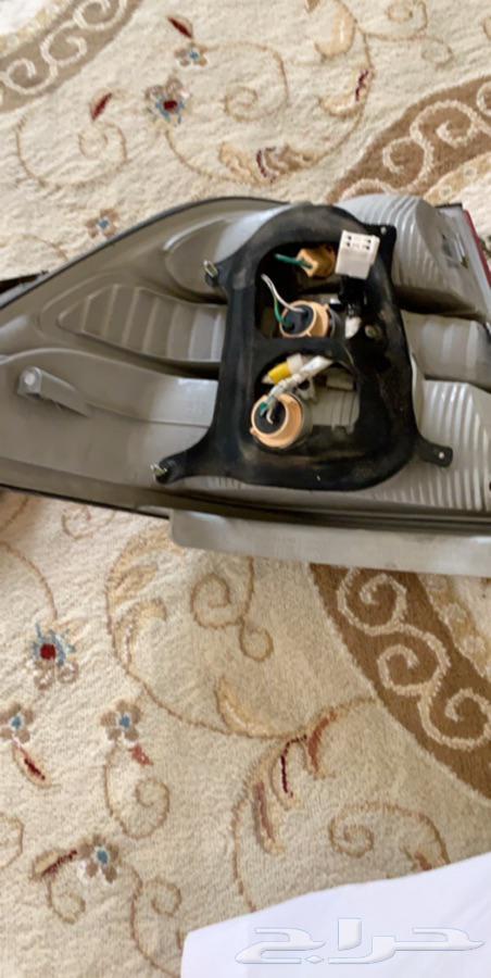 اسطب لكزس 2001 جه يمين مستعمل نظيف