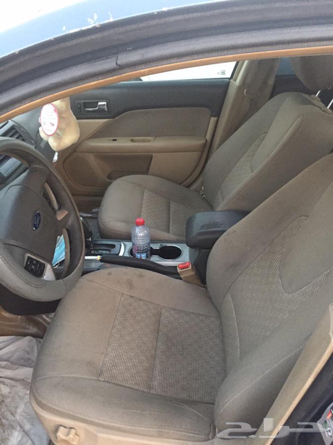 السلام عليكم سيارة فورد فيوجن 2012