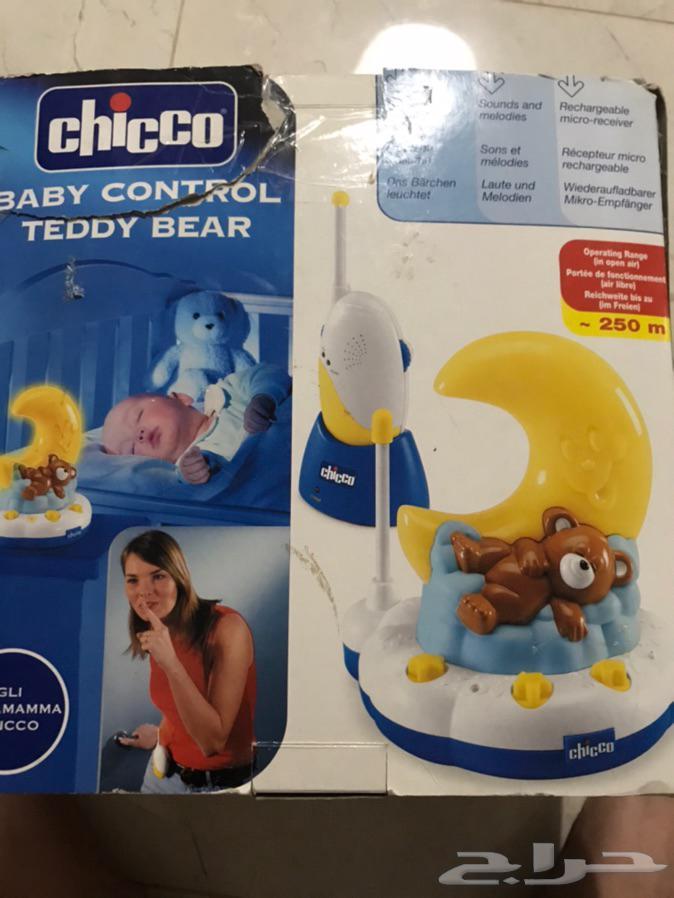 للبيع جهاز مراقبه الطفل من شيكو  quot دميه الدب quot