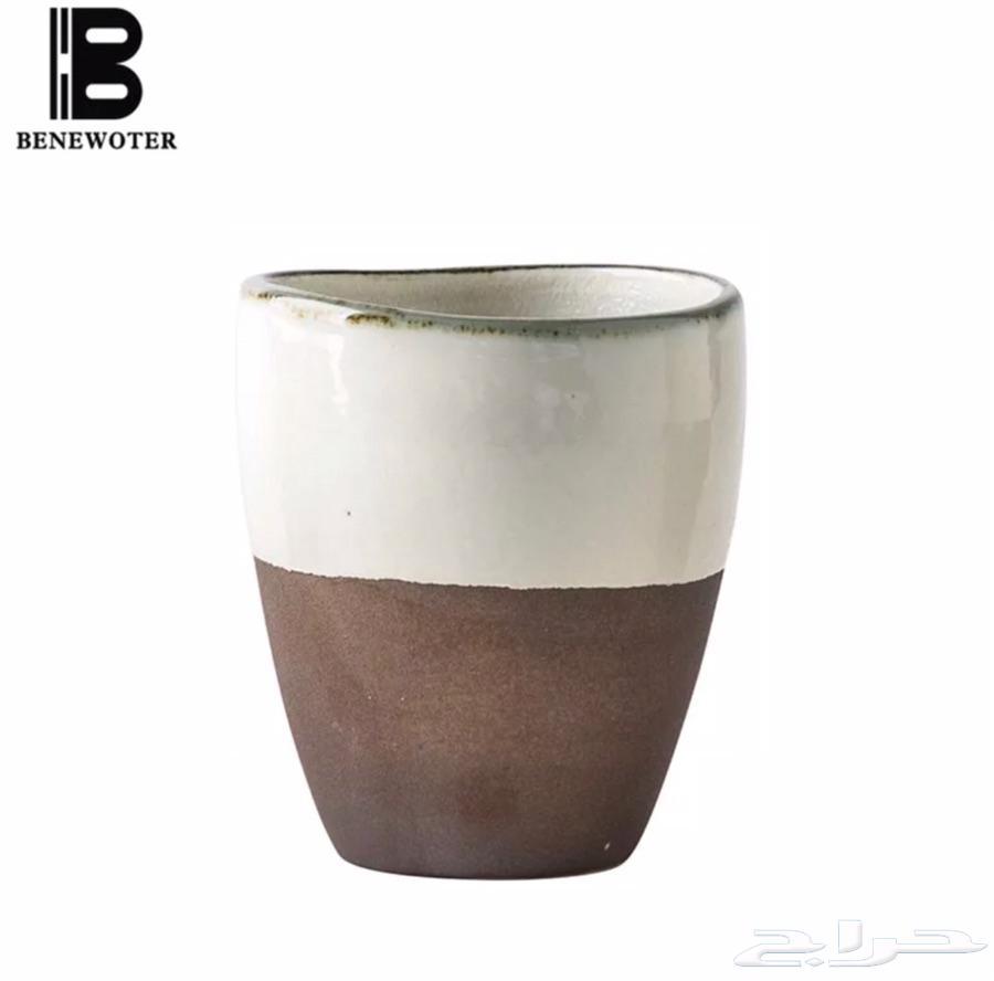 بورتافلتر مكشوف اكواب قهوه ميزان قهوه مكينه