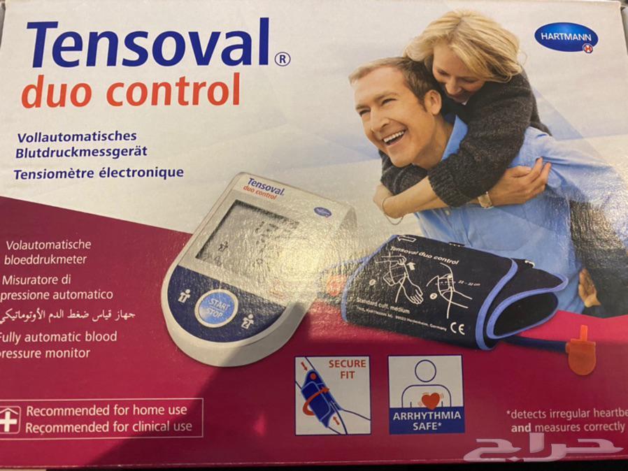 جهاز tensoval الالماني الصنع لقياس ضغط الدم و ضربات القلب