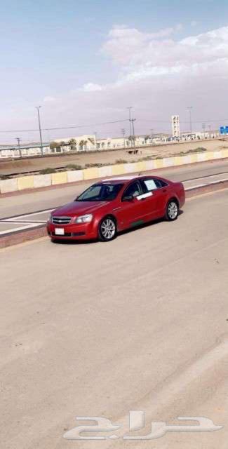 كابرس 2012 احمر بدون مكينه قير ومحركات الثانيه على الشرط