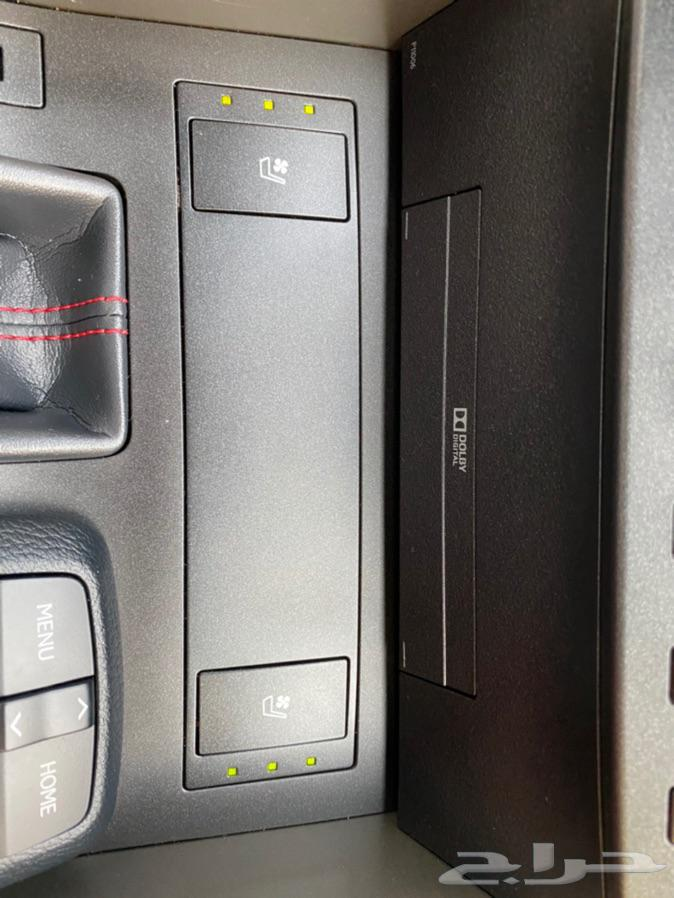 لكزس is350 F 2016 فل كامل خليجي نظيف جداا