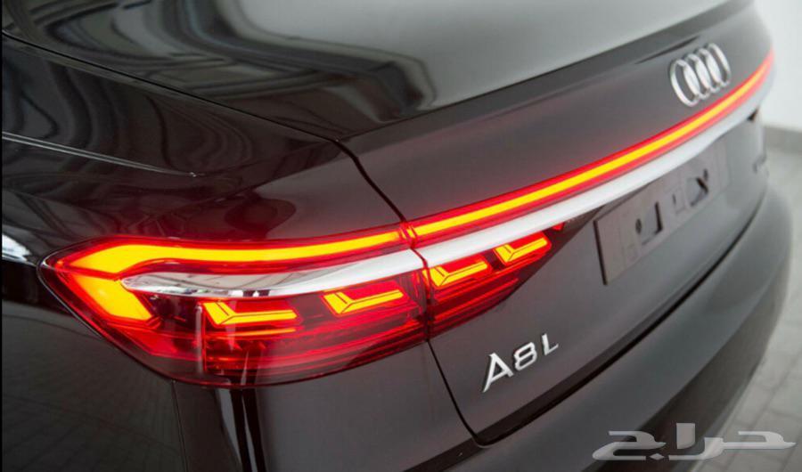 اودي A8L مواصفات كاملة بحالة الوكالة