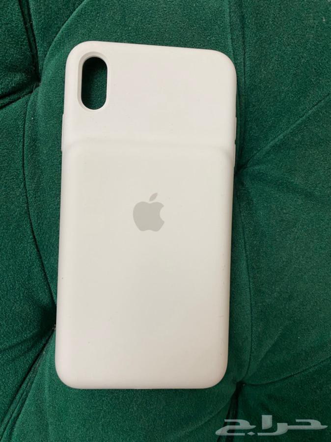 كفر ايفون بطارية iphone xs max