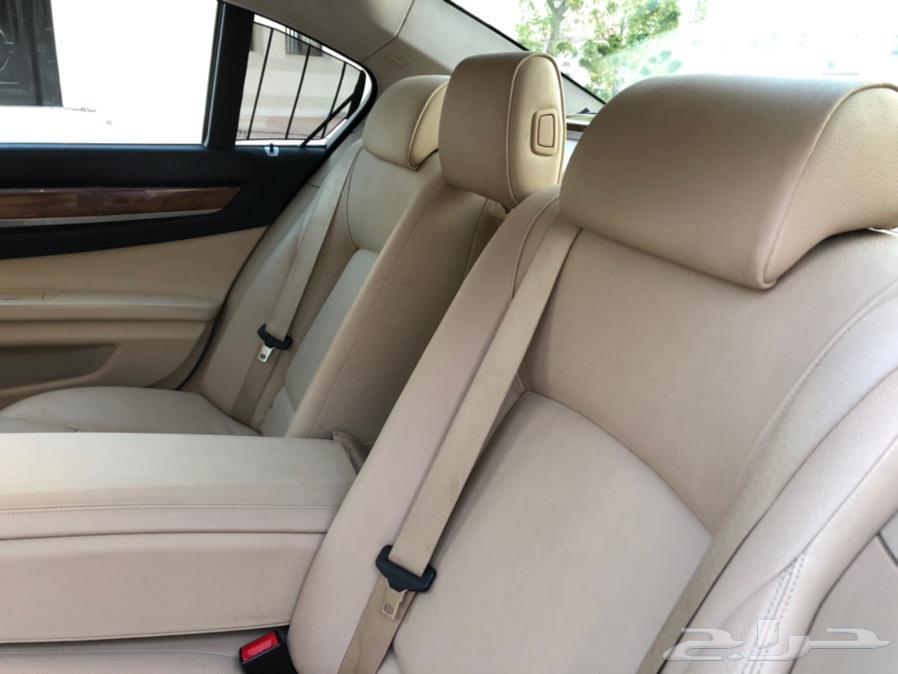 بي ام دبليو 730موديل 2012 نظيفه جدا (( تم البيع ))