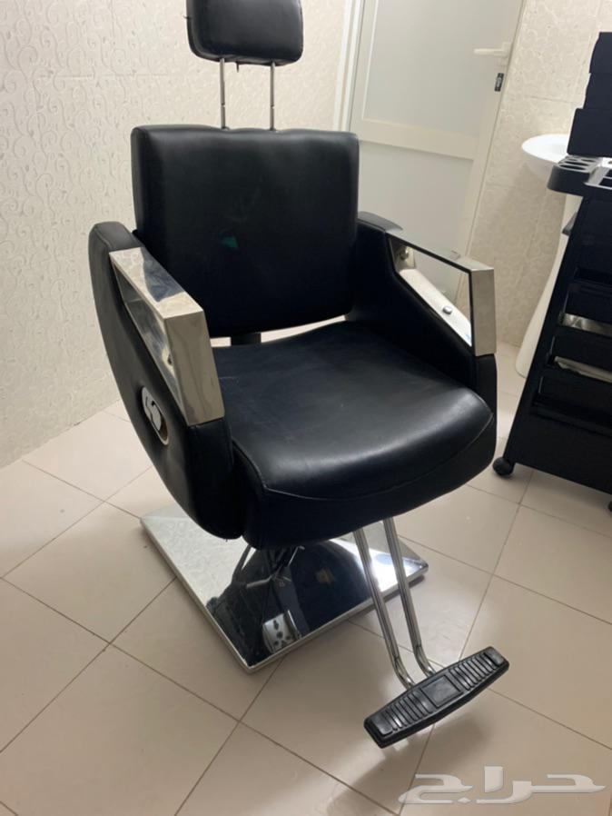كرسي حلاقة للبيع