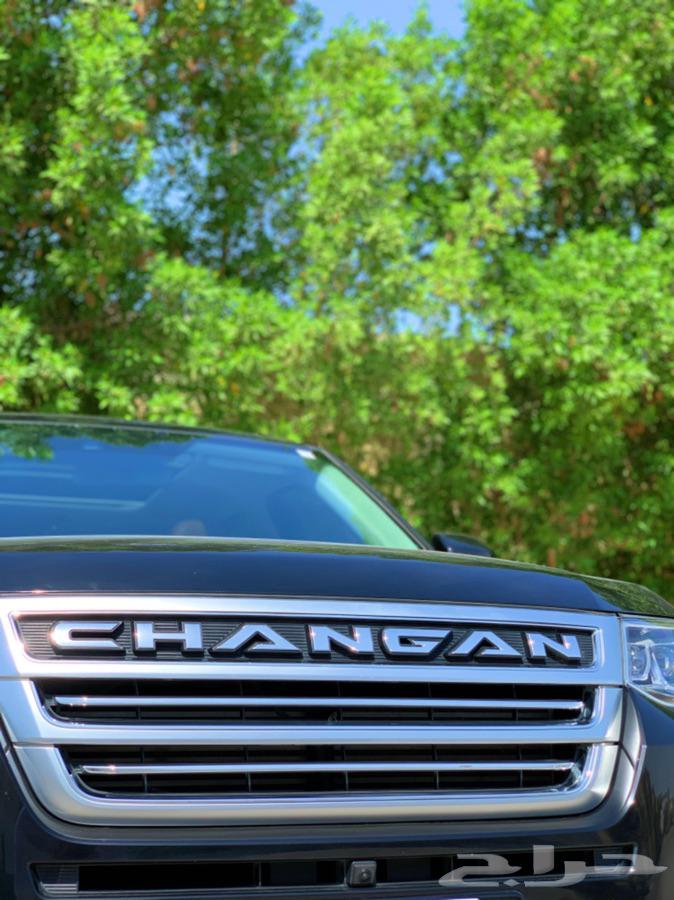 Changan CS95 Royal ( S o l d )