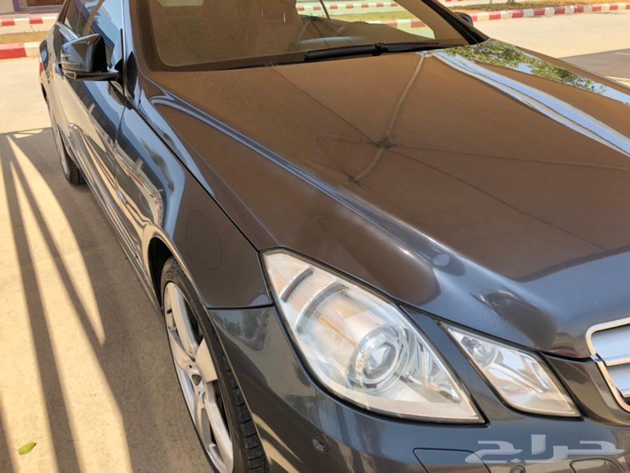 مرسيدس E250 كوبية تم البيع