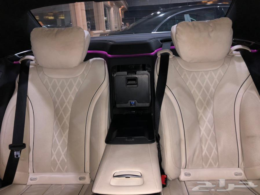 مرسيدس S 500 موديل 2016