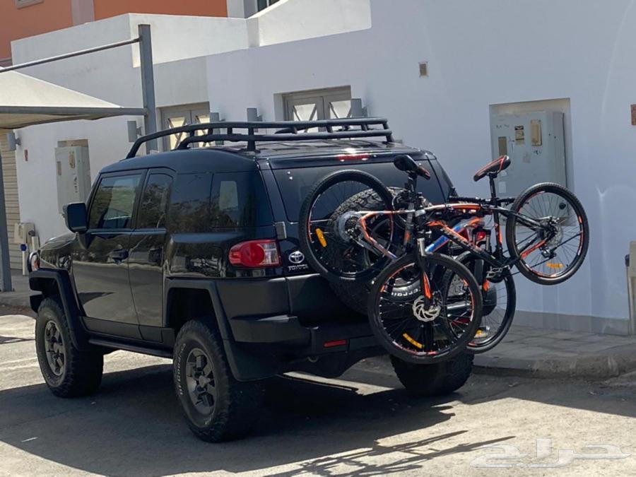 حامل دراجةBIKE CARRIER cykelholder