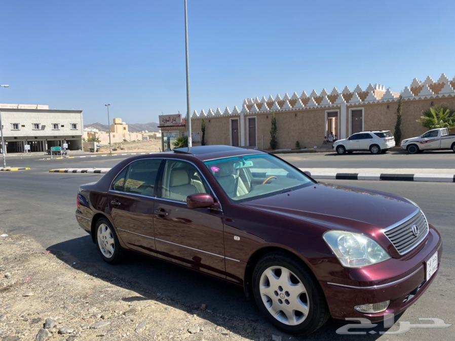لكزس 2003 سعودي فل كامل