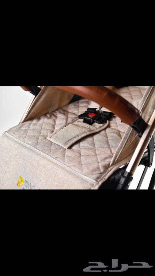 عربات أطفال عملية وسهلة التنقل وتركب الطائرة
