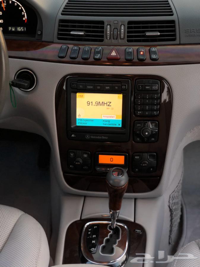 مرسيدس فياقرا S500